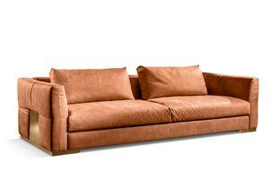 Montecarlo sofá, Sofá cómodo y elegante.