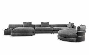 Oasi sofá, Sofá modular moderno
