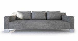 Pollock, Sofá de diseño contemporáneo