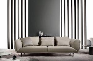 Premiere, Sofá elegante con líneas suaves