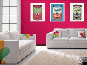 Santiago personalizada 02, Sofá suave, cuero impreso personalizable Color