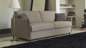 Stan, Sofá moderno con líneas simples.
