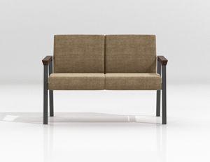 String Bench 2P, Sofá de la sala de espera