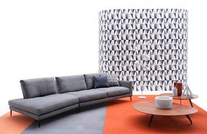 Vega, Sofá de diseño moderno