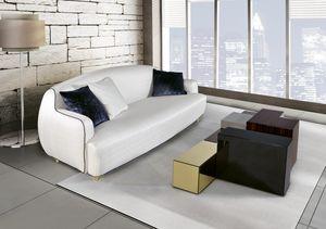 W01S, Elegante sofá para sala de estar