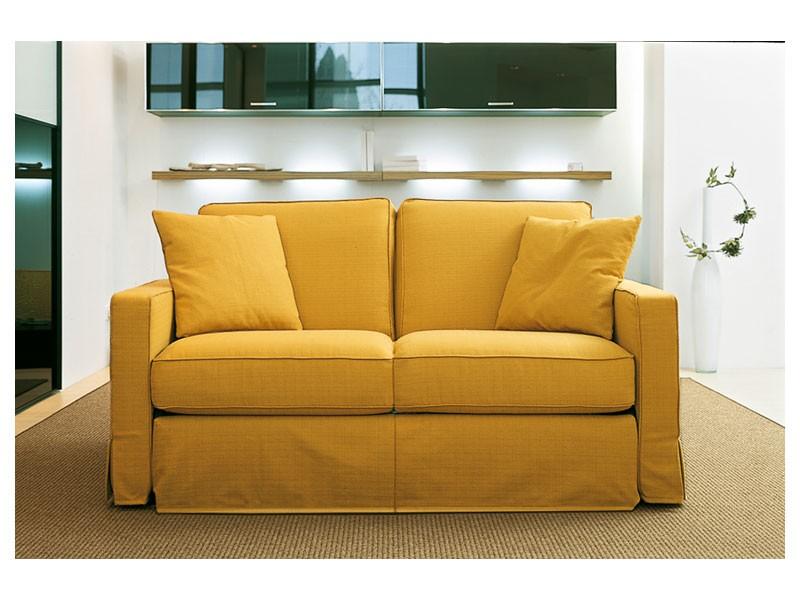 Sofá moderno en espumas de poliuretano, marco de madera | IDFdesign