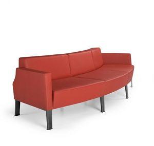 ZEN 731 - 739, Moderno sofá modular ideal para salas de espera