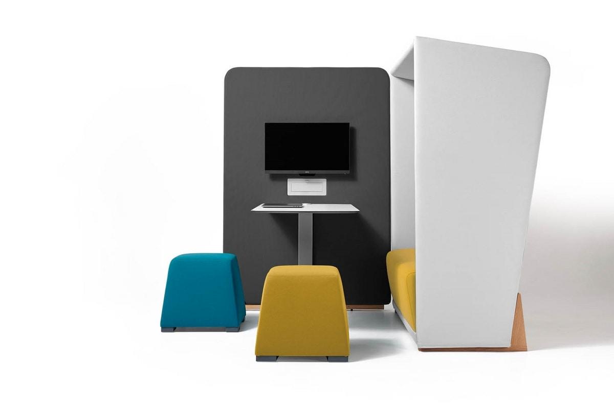 Circuit Multimedia Box, Divisor de oficina