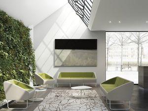 ITACA, Sofá modular para sala de espera