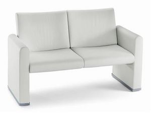 VIP 482, 2 plazas sofá, ideal para oficina y sala de espera