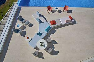 Bento sofá modular, Sofá modular con diseño moderno, para exteriores e interiores