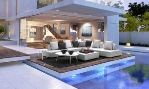 HOME, Sofá modular para exteriores