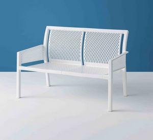 Minush Sofa, Banco de 2 plazas para el jardín