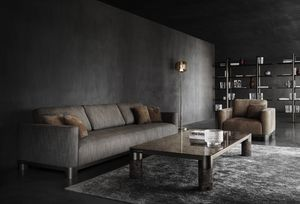 Bold Sofa, Sofá elegante personalizable