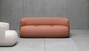 Brioni Up sofa, Sofá de líneas redondeadas.
