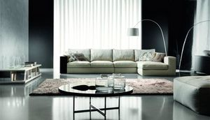 Hermes, Sofá de diseño, con la máxima comodidad