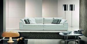My Way, Sofá moderno con formas suaves