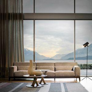 Swing, Sofá de 3 plazas con funda extraíble