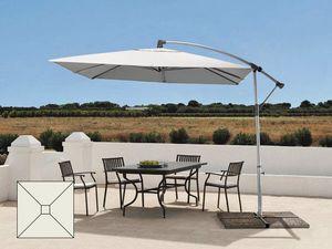 Brazo descentralizado paraguas de jardín de aluminio Garden – GA303UVA, Paraguas impermeable, con protección UV
