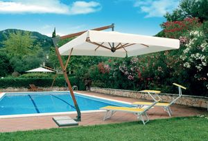 KOS Braccio, Paraguas con el brazo, tejido tratado anti-moho
