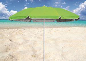 Playa paraguas del mar Piuma – PI160UVA, Parasol con UVA y UVB carpa adecuada para la playa