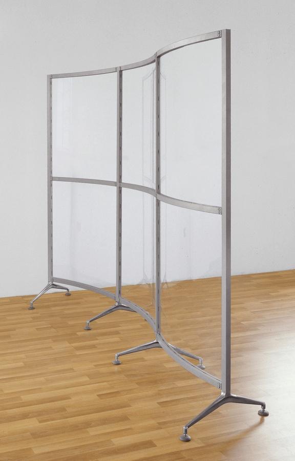 Archimede 2, Particiones extremadamente flexibles para oficinas