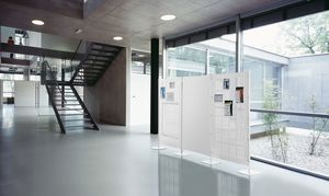 Arianna 4, Paneles Tabiques modulares para oficinas