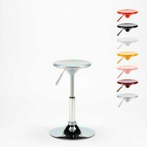 Taburete ajustable en altura para niños SEATTLE Design - SGA800SEA, Taburete para niños ajustable en altura