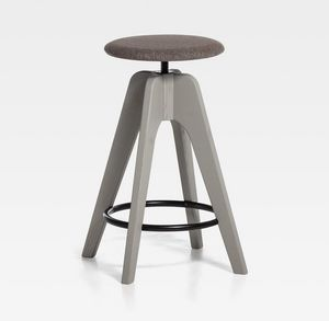 Tommy SW, Taburete con asiento regulable