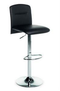Samba SG, Altura Taburetes ajustable con asiento acolchado y la espalda