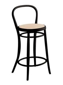 SG/03CC, Taburete vienés de madera, asiento en paja, en madera o acolchado