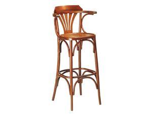 SG/600, Taburete alto de madera, para bares, pubs y restaurantes