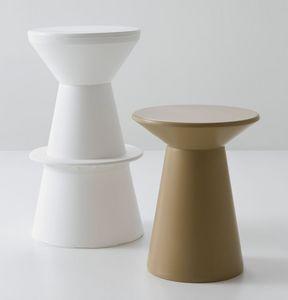 Roller, Taburete hecha de polímero, forma original
