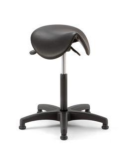 Horse 02, Taburete en forma de silla de montar