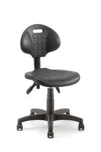 Teknik 01, Asiento con ruedas para ambientes de trabajo.