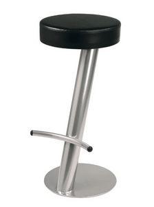 SG 019 / T, Sencillo taburete con asiento circular, por bares de tapas