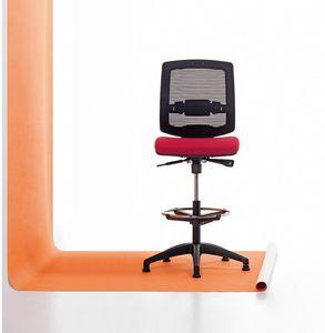 New Malice Stool 01, Taburete ergonómico de oficina