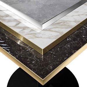 Art. 1101 Encimera de gres porcel�nico, Tablero de mesa en gres porcel�nico