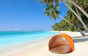 Carpas de playa