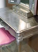 Art. 1775 1776, Clásica tallada mesa de centro de madera, para hoteles de lujo