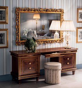 Modigliani tocador, Tocador estilo imperio para dormitorio.