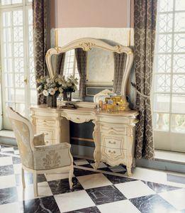 Opera tocador, Mesa de maquillaje, de estilo clásico.