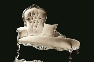 Carol velluto, Sofá-cama, estilo clásico de lujo