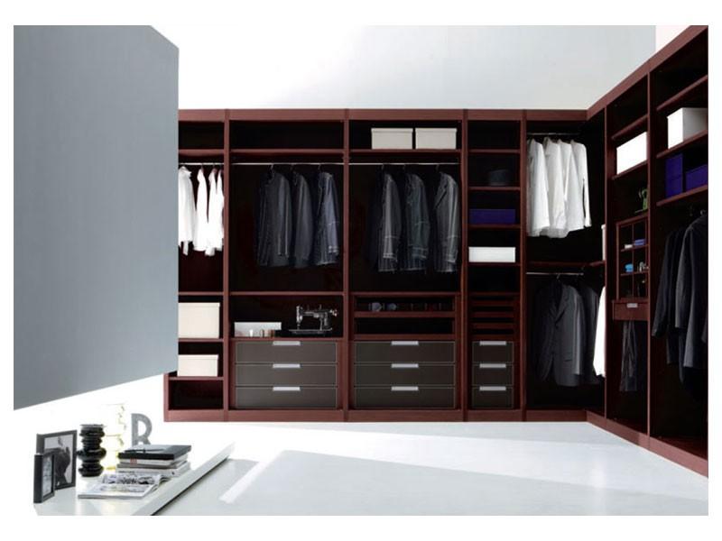ATLANTE vestidor comp.01, Vestidor de alto diseño, con la disposición estética