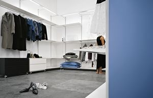 Armario y walk-in closets