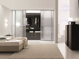 Ta Tac, Walk- in closet ideal para dormitorios modernos