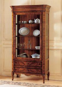 Art. 903, Muestre en madera decorada, estilo '800 francés