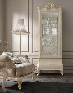 Florentia mostrador, Escaparate para sala de estar clásica