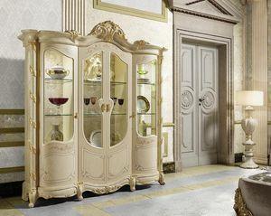 Madame Royale mostrador, Escaparate clásico de lujo