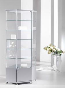 ALLdesign 70/MA, Mueble de esquina con un diseño limpio.